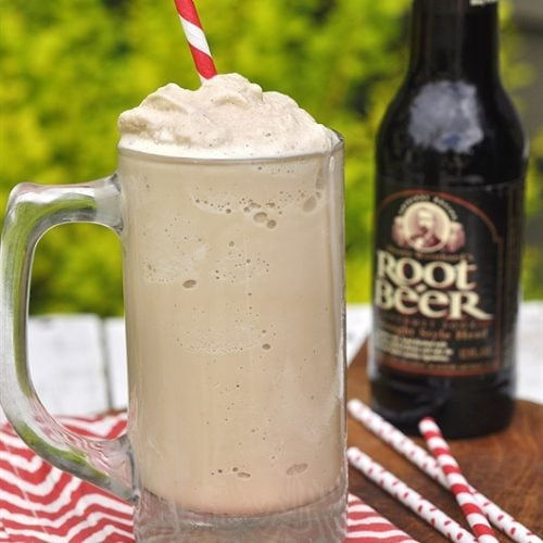 Root Beer Freeze {Whirl}