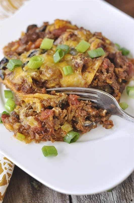 Tortilla Casserole - your homebased mom