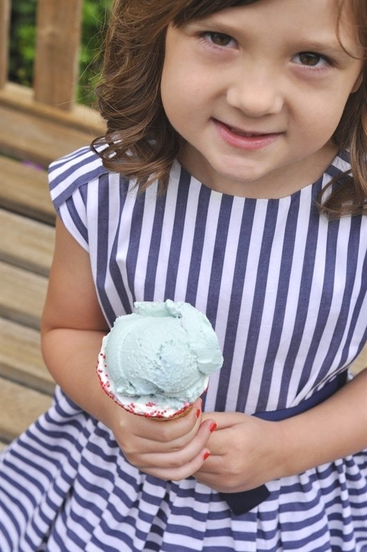 Blue Moon Ice Cream - your homebased mom