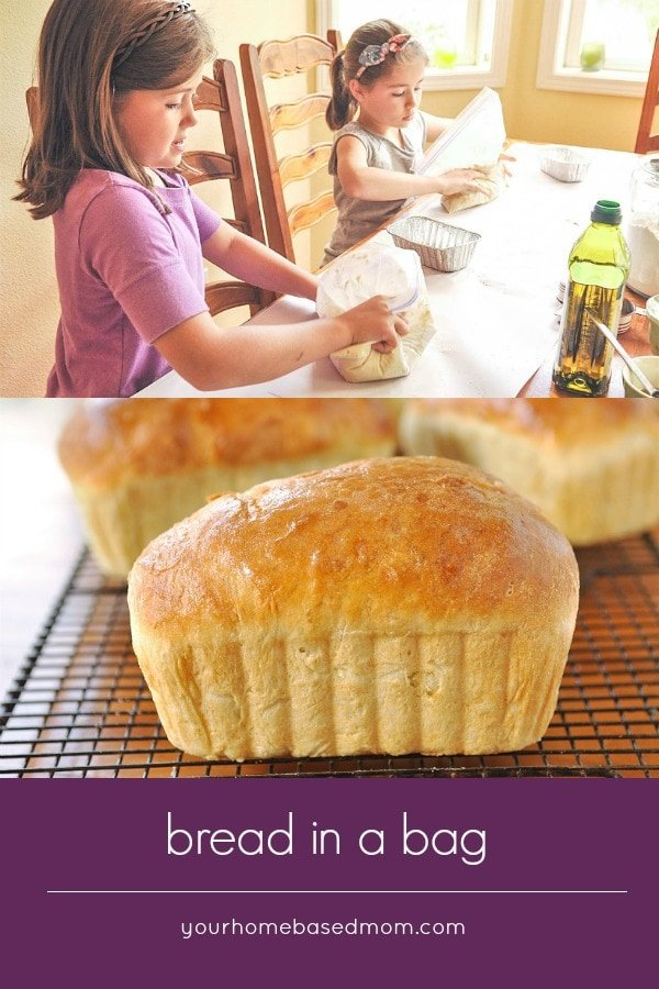 Easy Bread Recipe for Kids | Leigh Anne Wilkes