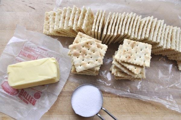 saltine cracker pie crust