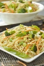 Spicy Sesame Salad