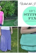 July Stitch Fix