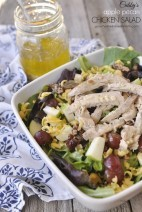 CUbby's Apple Pecan Chicken Salad