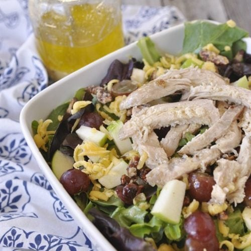 Cubby's Apple Pecan Chicken Salad