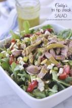 Cubby's Tri Trip Salad