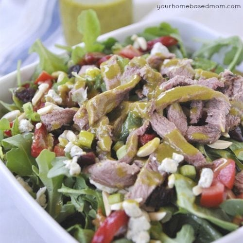 Cubby's Tri Tip Steak Salad