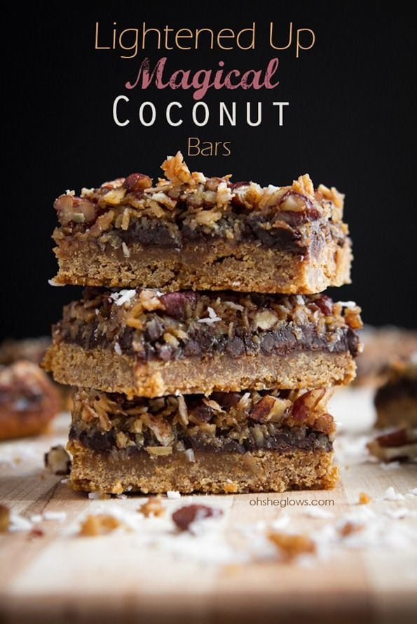 25 Magic Bar Recipes - your homebased mom
