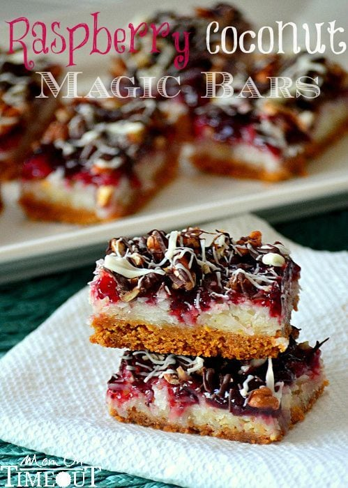 Lightened Up Magical Coconut Bars Recipes — Dishmaps