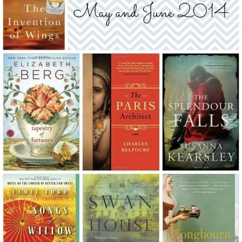 May & June 2014 Recommended Reads