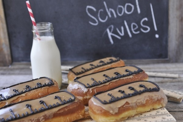 Ruler Donuts