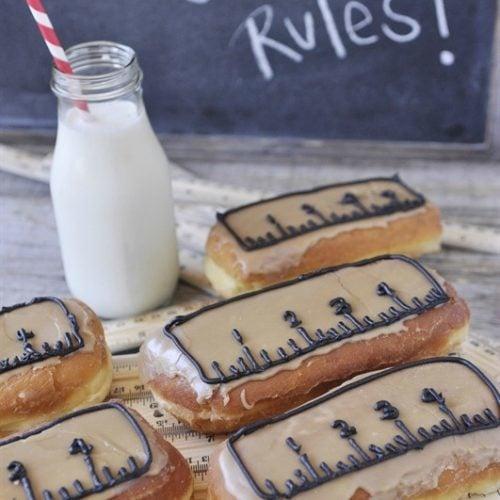 Ruler Donuts & Ruler Tray Tutorial