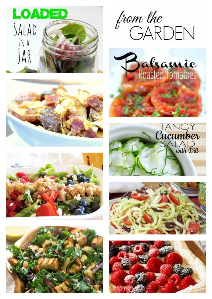 Fresh from the garden recipes - Inspiration Monday