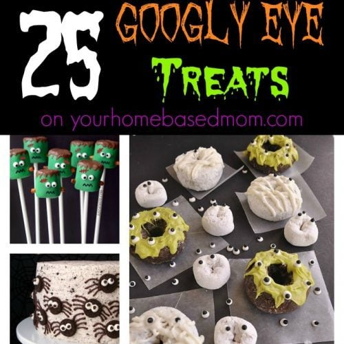25 Googly Eye Treats