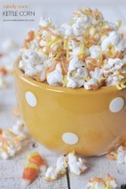 Candy Corn Kettle Corn