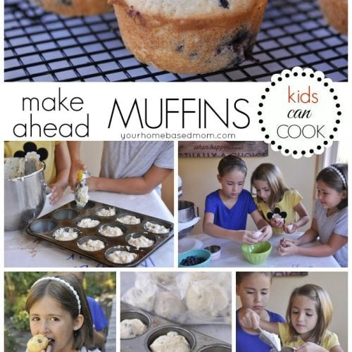 Make Ahead Muffins