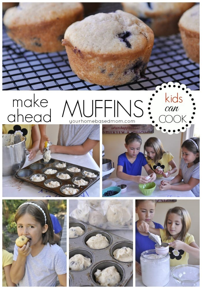 Make A Head Muffins