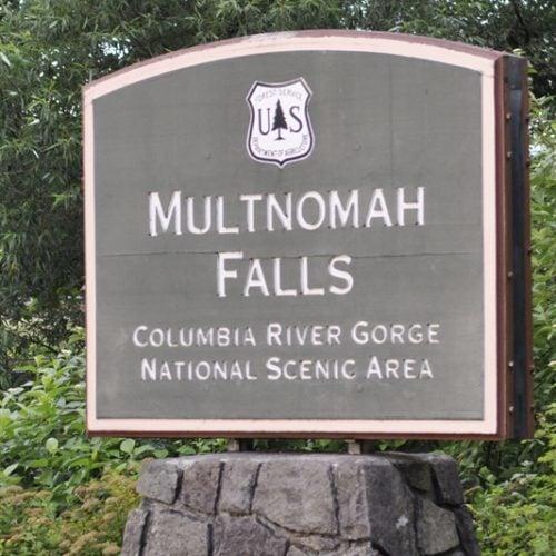 Multnomah Falls #NaturalDifference