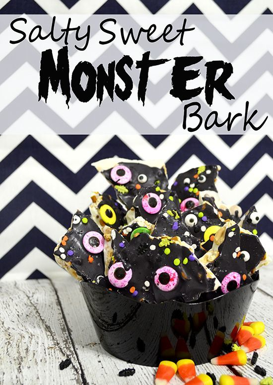 Salty Sweet Monster Bark