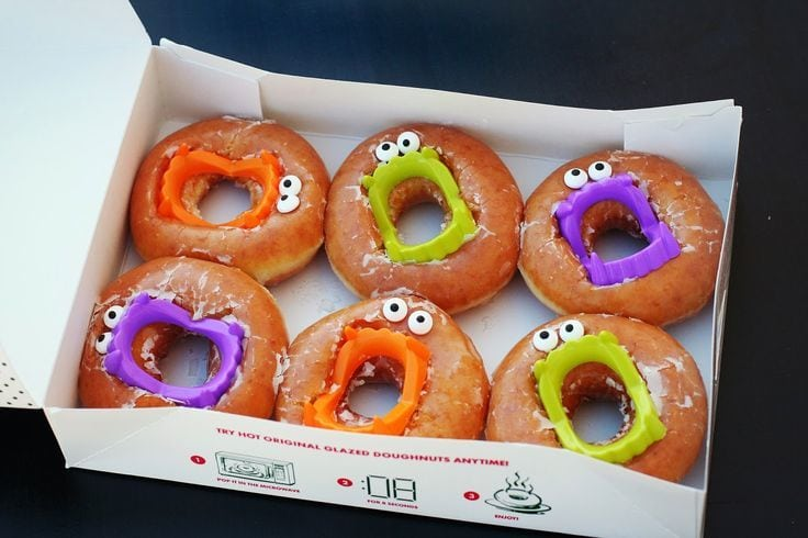 Sink Your Teeth In Donuts