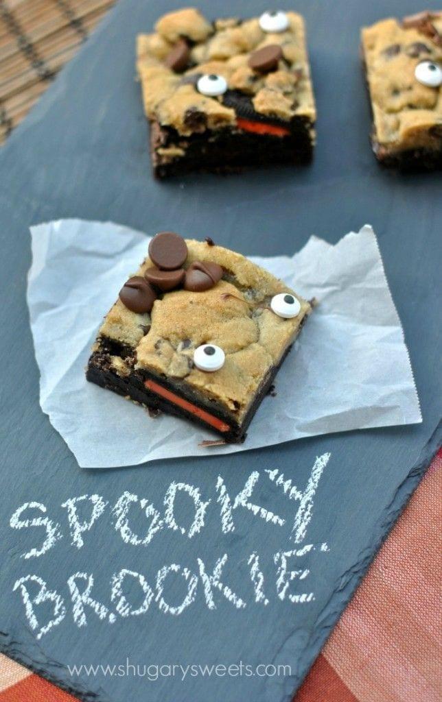 Spooky Brookies