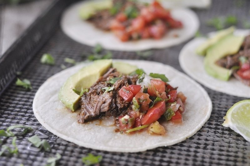 Slow Cooker Barbacoa Food Network