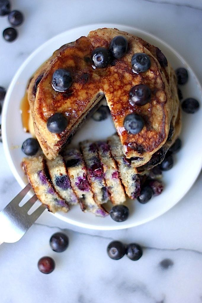 Blueberry Pancakes Of Your Dreams
