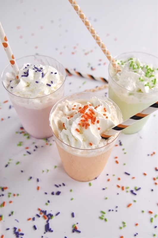 Halloween Donut Holes and Flavored Milk Bar - Your ...