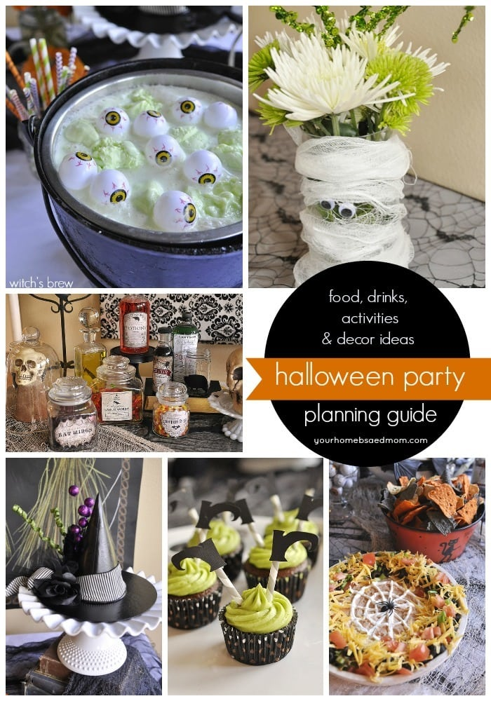 Halloween Party Planning GUide