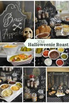 Halloweenie Roast 2014 – Hot Dog Bar