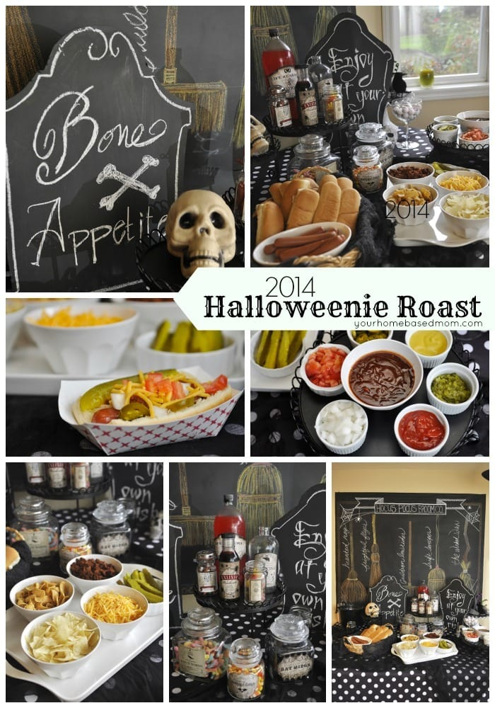 Halloweenie Roast 2014