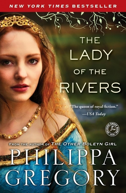 Lady of the Rivers tpbk