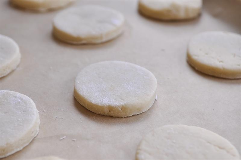 Lofthouse Copycat Sugar Cookies