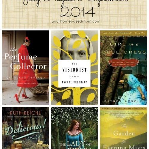 July, August, September 2014 Recommended Reads
