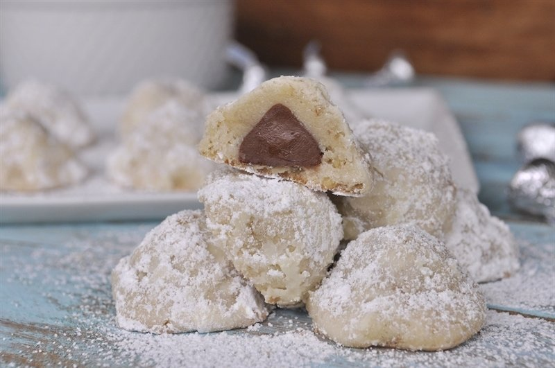 Snowball Cookies - your homebased mom