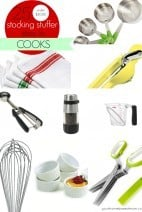 Stocking Stuffer Ideas for Cooks