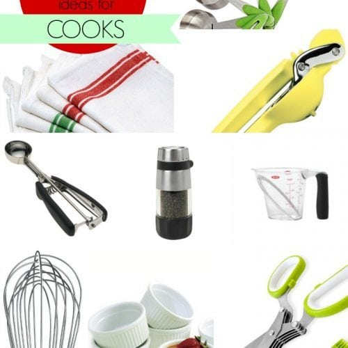 Stocking Stuffers for Cooks