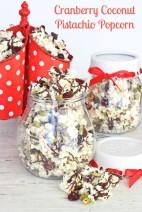 Cranberry Coconut Pistachio Popcorn Main