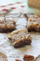 German-Chocolate-Fudge