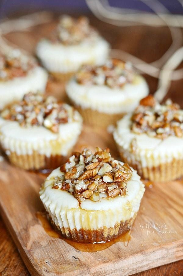 Maple Pecan Muffins {Gluten-Free} from Sweet Bella Roos