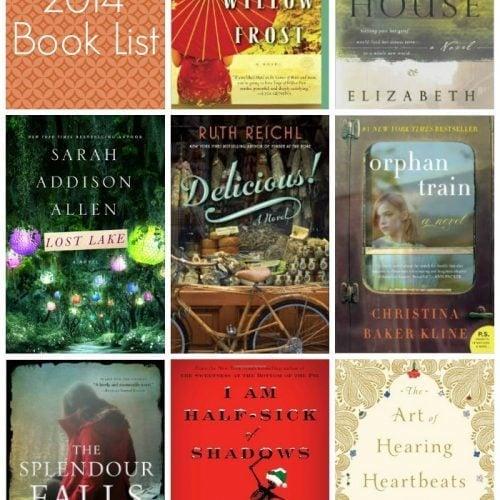 2014 Book List