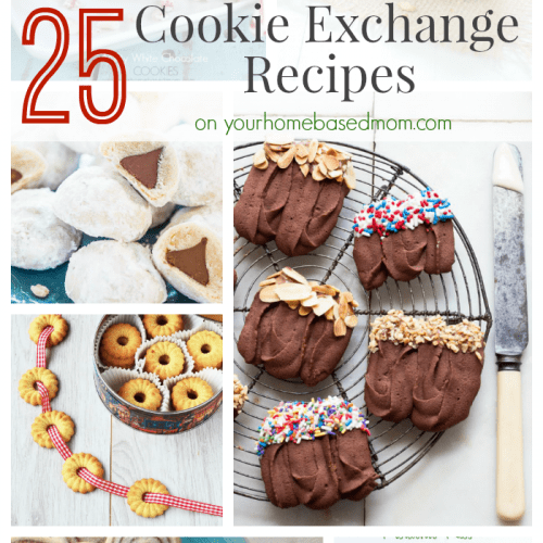 25 Cookie Exchange Recipes