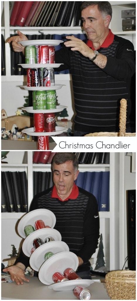 Christmas Chandlier