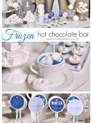 Frozen Hot Chocolate Bar 1