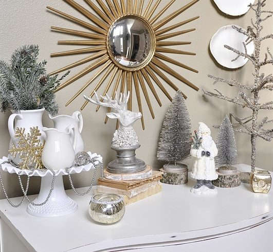 2014 Holiday Home Decor}Part Two