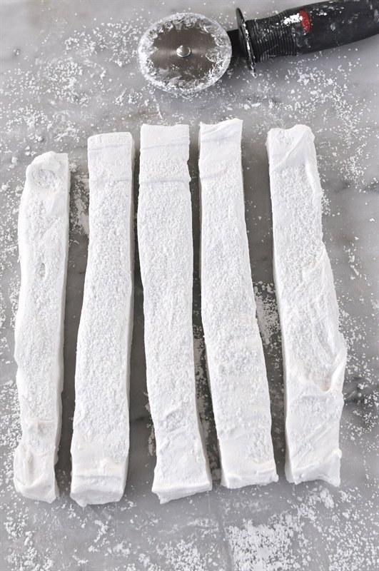 Homemade Marshmellows