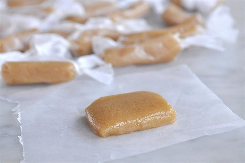Homemade Soft Caramels - your homebased mom