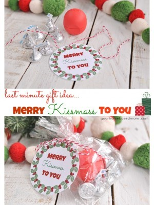 Merry Kissmass to You