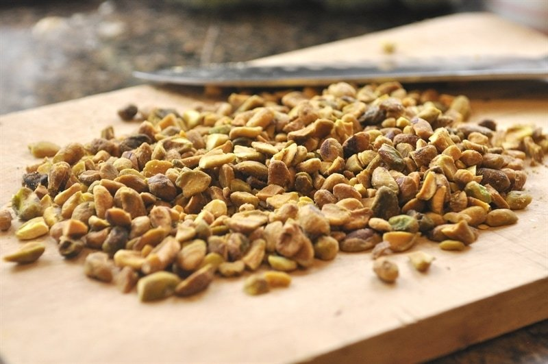 this recipe i love the pistachios i used toasted salted pistachios but ...