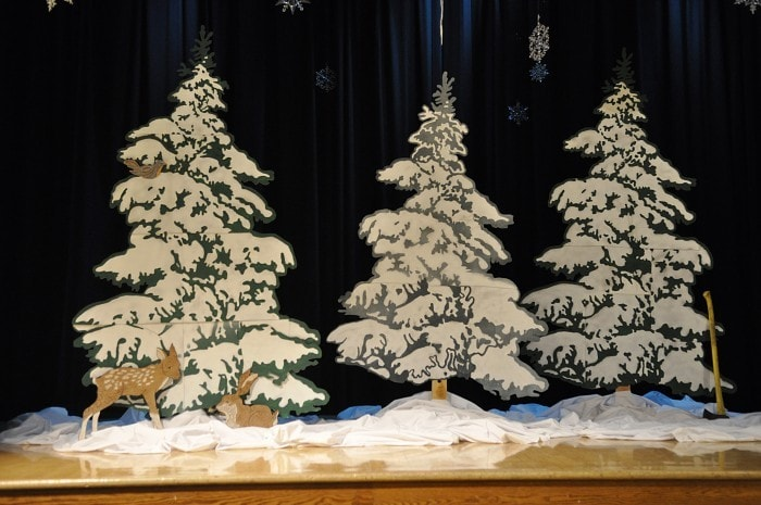 Society christmas party idea why christmas trees aren t perfect